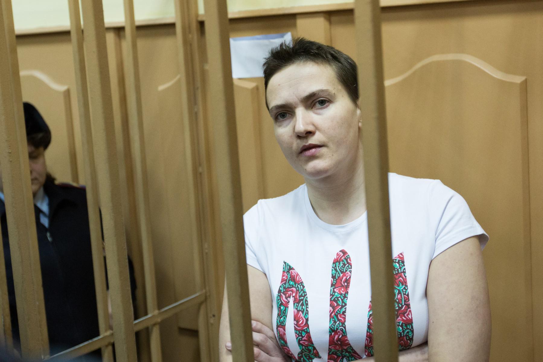 Суд по делу Савченко отказался вызывать помощника Суркова, однако взял на изучение видеозаписи стороны защиты