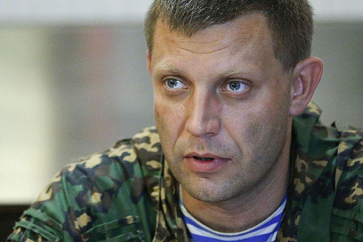 Захарченко: На переговорах в Минске мне сказали, что я - тупой, изворотливый и наглый