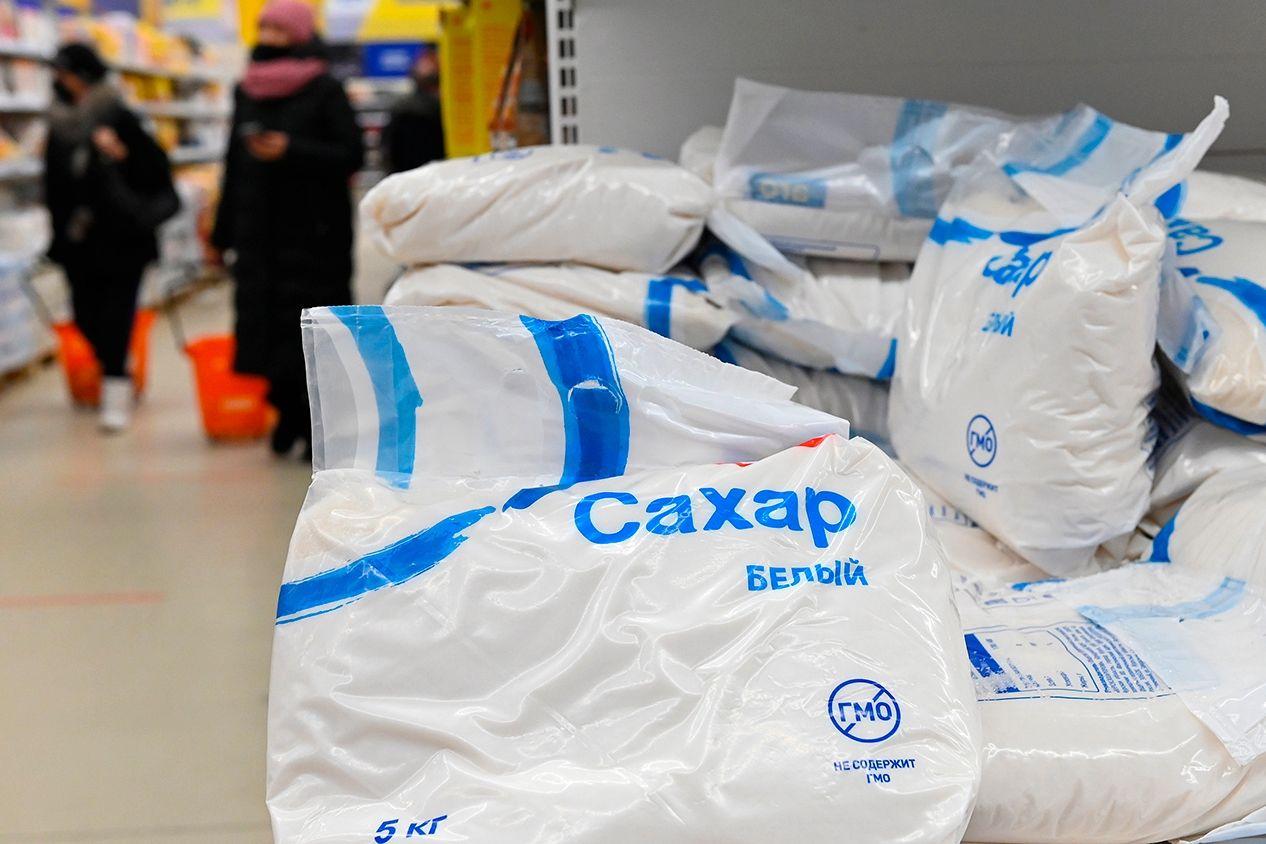 Сахар в Украине становится дороже: насколько увеличилась в цене пачка