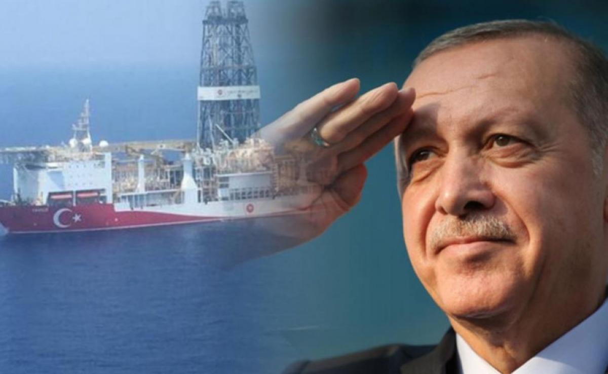 Новый удар по России: Эрдоган сообщил о новых месторождениях газа в Черном море на 85 млрд кубометров