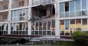 В Ясиноватой обстрелян центр профтехразвития. Погибли четыре человека