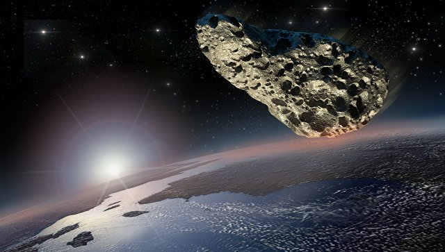 новости, Земля, планета, космос, угроза, конец света, апокалипсис, судный день, катастрофа, астероид 2019 OU1