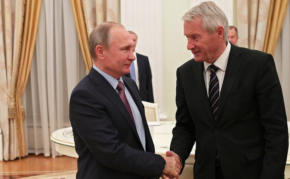 Ужасная картина: Совет Европы наплевал сам на себя - генсек Ягланд приехал в Москву просить РФ вернуться в ПАСЕ