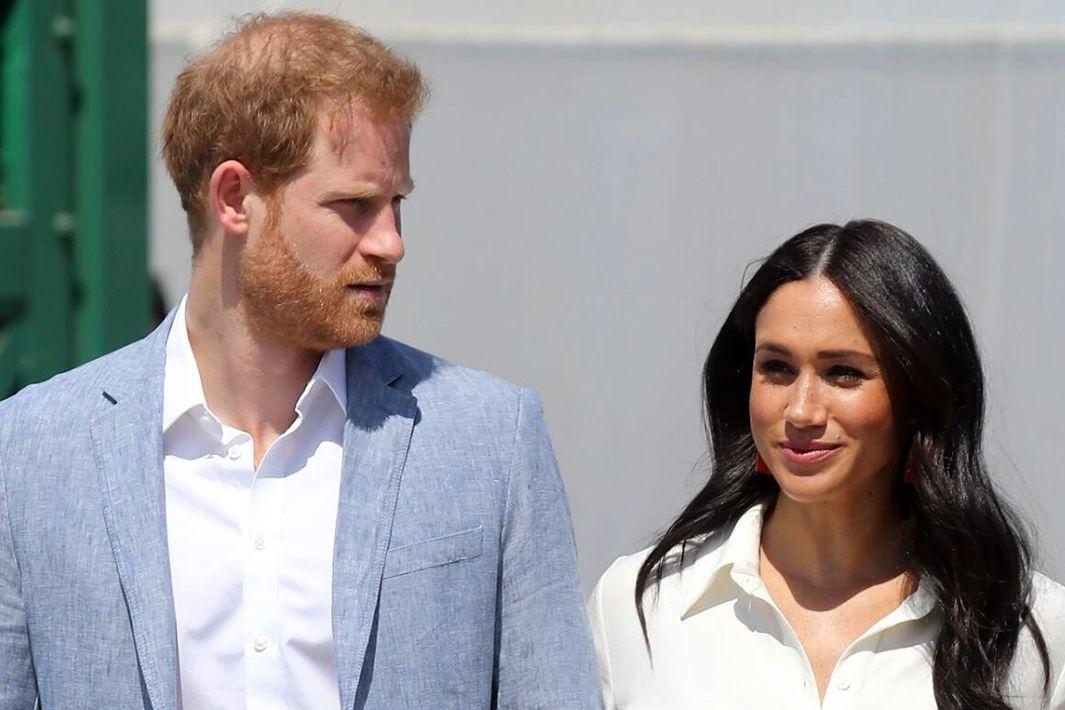 "Daily Mail: принца Гарри и Меган Маркл заподозрили в ""краже"" 300 тыс. фунтов у фонда Sussex Royal"
