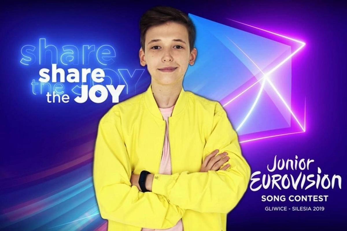 """Сеть в восторге от клипа Саши Балабанова для детского """"Евровидения"""": """"Украина, ну даете! Очень мощно"""""""