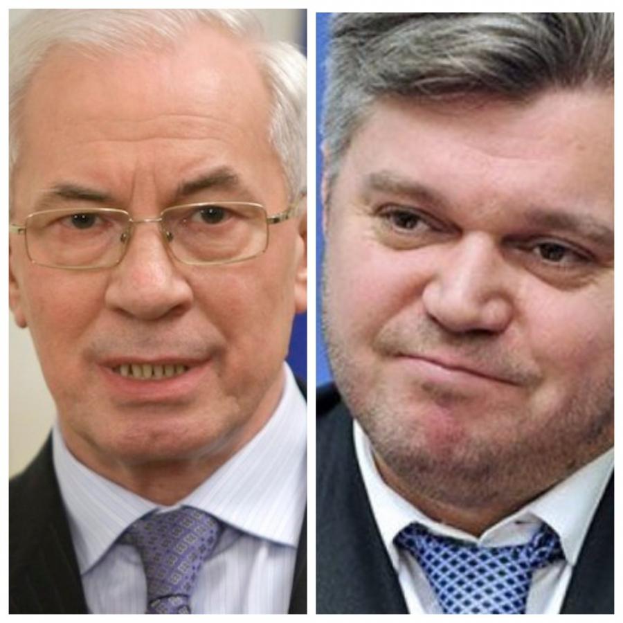 ЕС снимает санкции с топ-чиновников времен Януковича - Азарова и Ставицкого, детали