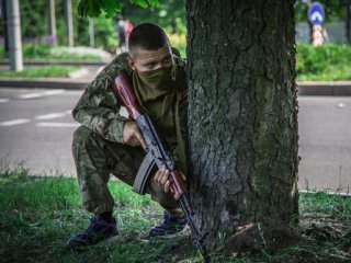 Обстановка в Донецке: обесточенные и обезвоженные районы и закрытый автовокзал