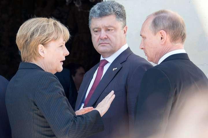 """Порошенко, Лавров, Путин, """"Формула Штайнмайера"""", Берлин, Переговоры, Ураина, РФ, МИД"""