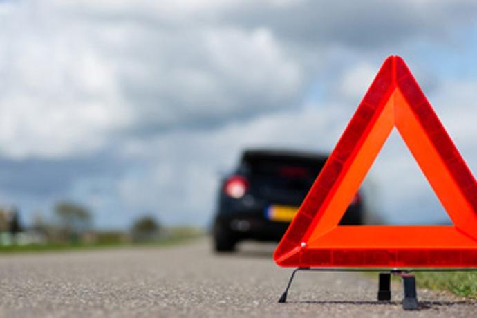 В Башкирии автоледи опрокинула легковушку, пострадала пассажирка