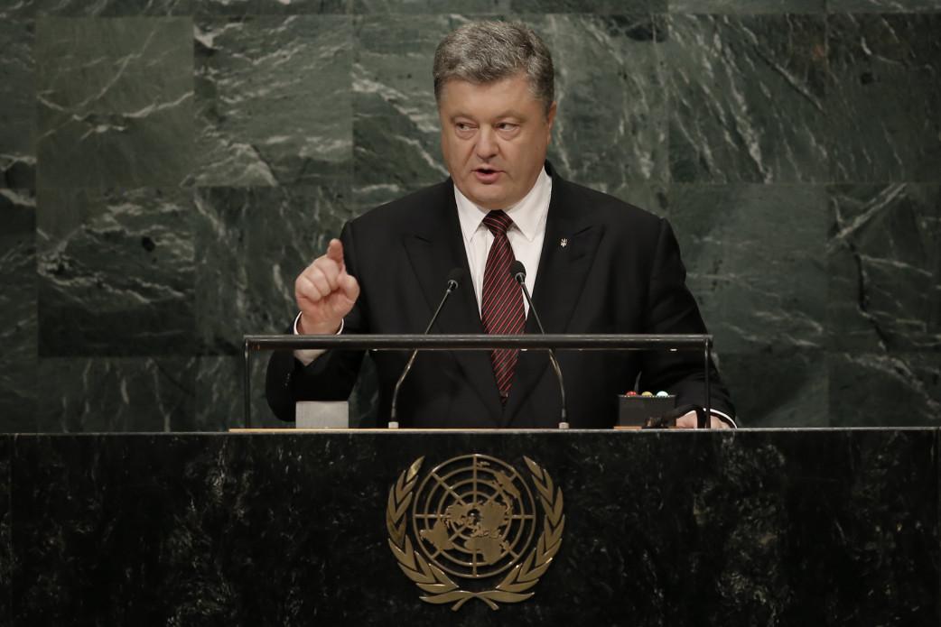 Мы не прошли испытание Будапештским меморандумом – демократический мир проиграл эту битву – Порошенко