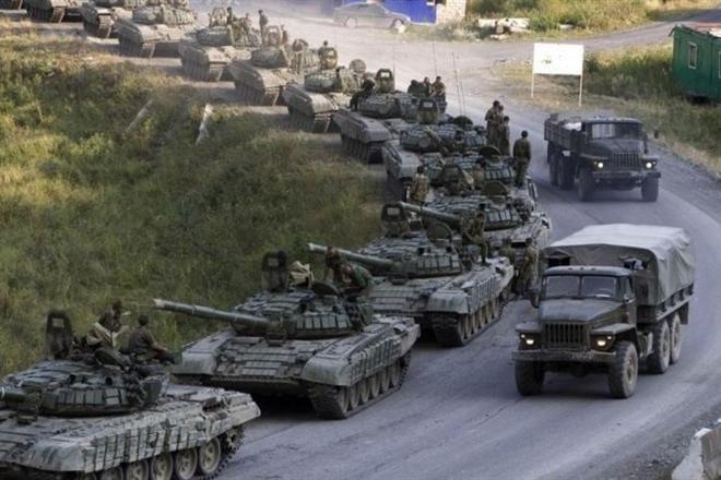 Атака российской армии в направлении Крыма: вариант решения проблемы Путина на полуострове ждет крах