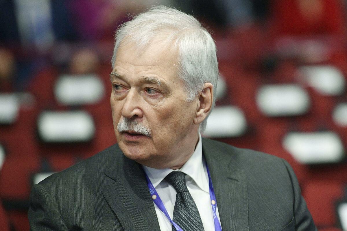 Грызлов, получив орден от Путина, не явился на заседание ТКГ - Кравчук отреагировал