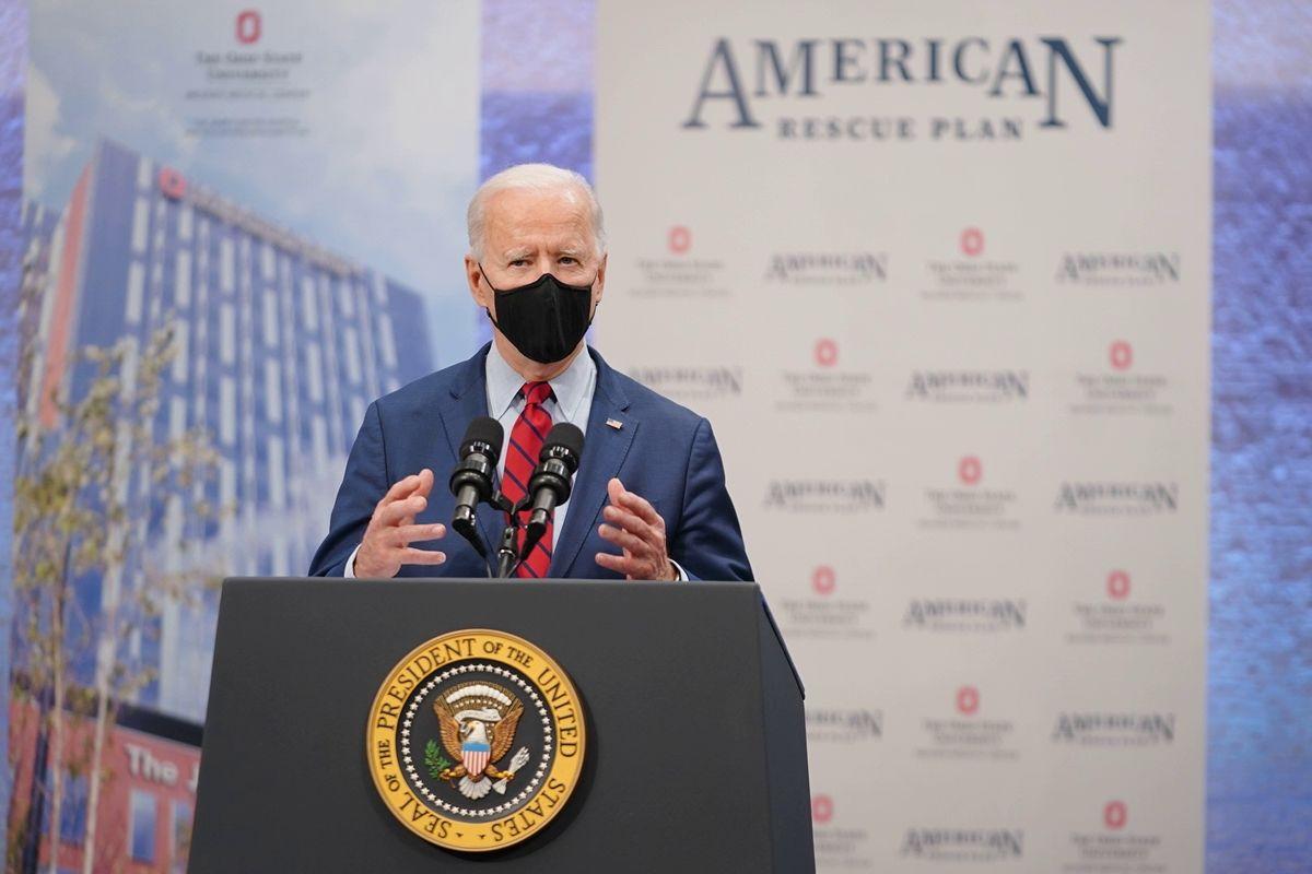 Главные тезисы 6-минутного выступления Байдена о России - президент США послал четкие сигналы Кремлю