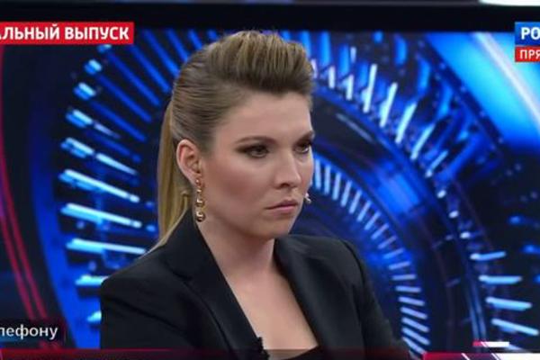 """""""Мы потеряли Украину, теперь уже точно"""", - у пропагандистки РФ Скабеевой в прямом эфире случилось прозрение"""