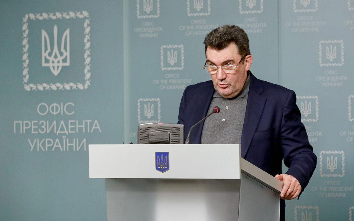 """""""Очень неприятно"""", - Данилов назвал две страны ЕС, ответственные за оккупацию Крыма"""