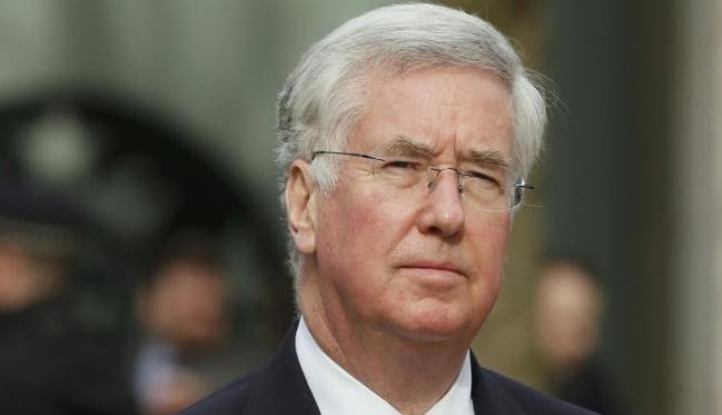 Глава Министерства обороны Британии  прямо назвал Россию государством-агрессором, обвинил в оккупации Крыма и наглое вмешательства в дела других государств