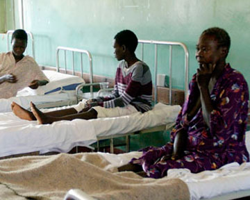 США уверены, что смогут остановить лихорадку Эбола в Западной Африке