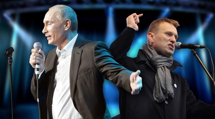 """Ганапольский о самом большом страхе Кремля: """"Навальный теперь с Путиным до конца"""""""