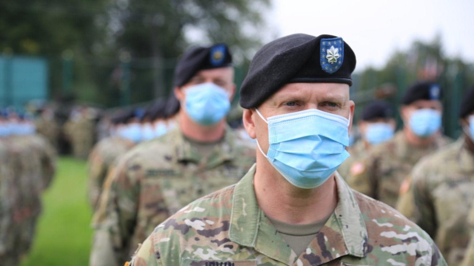 """Более 1200 военных и 200 боевых машин: в Украине впервые проведут военные учения """"Три меча"""""""
