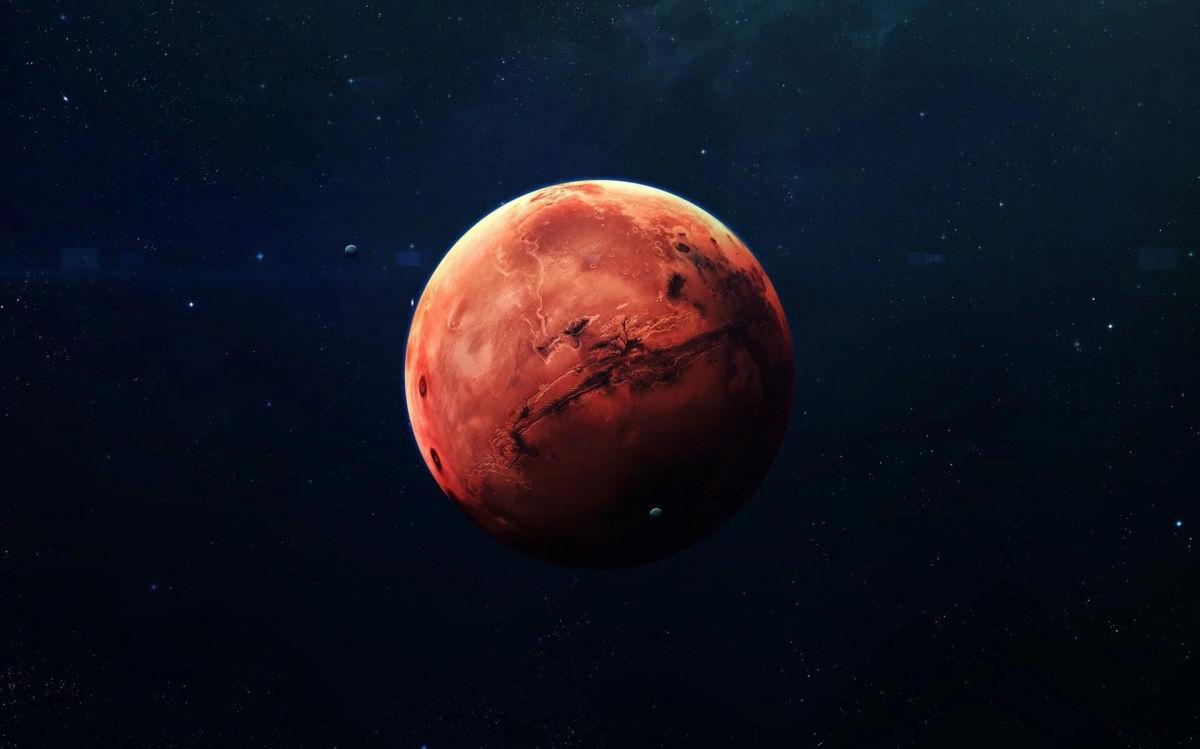 Марсоход Perseverance разглядел в камне динозавра: NASA получило удивительное фото с Марса