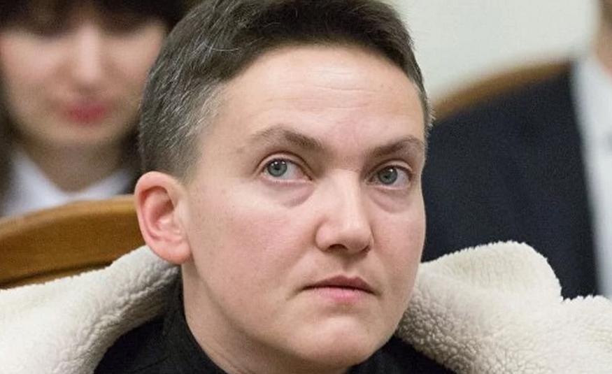 """Савченко объявила о своем визите в """"ДНР"""" – подробности"""