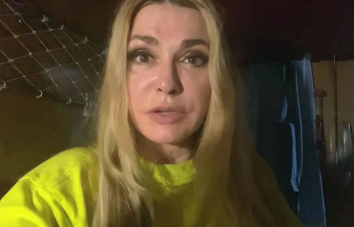 """""""Это сущий ад!"""" – актриса Ольга Сумская призналась, что произошло в ночном поезде по дороге в Киев"""