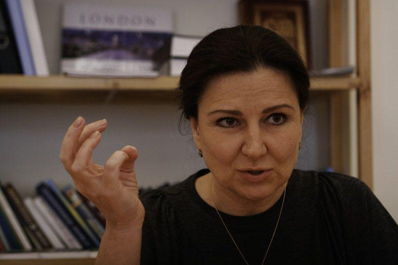 """""""Нам нужны графитовые бомбы"""", - Богословская хочет вооружить Украину оружием возмездия против России"""