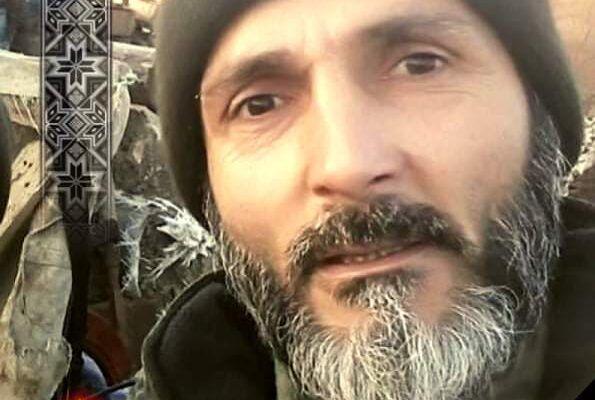 На Донбассе за Украину погиб грузин Давид Шартава, воевавший с россиянами еще в 2008 году