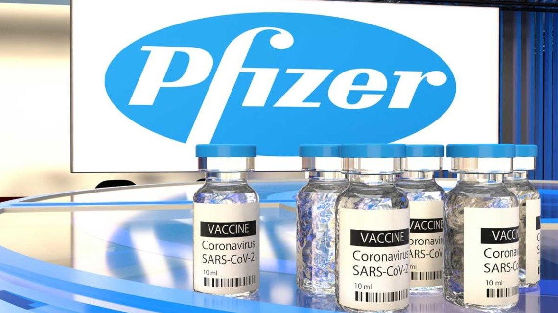 Новая партия вакцины от COVID-19 Pfizer прибыла в Украину: всего 117 тысяч доз