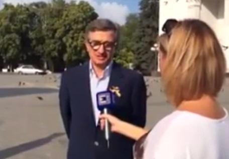Губернатор Донецкой области Сергей Тарута рассказал о ситуации в Мариуполе