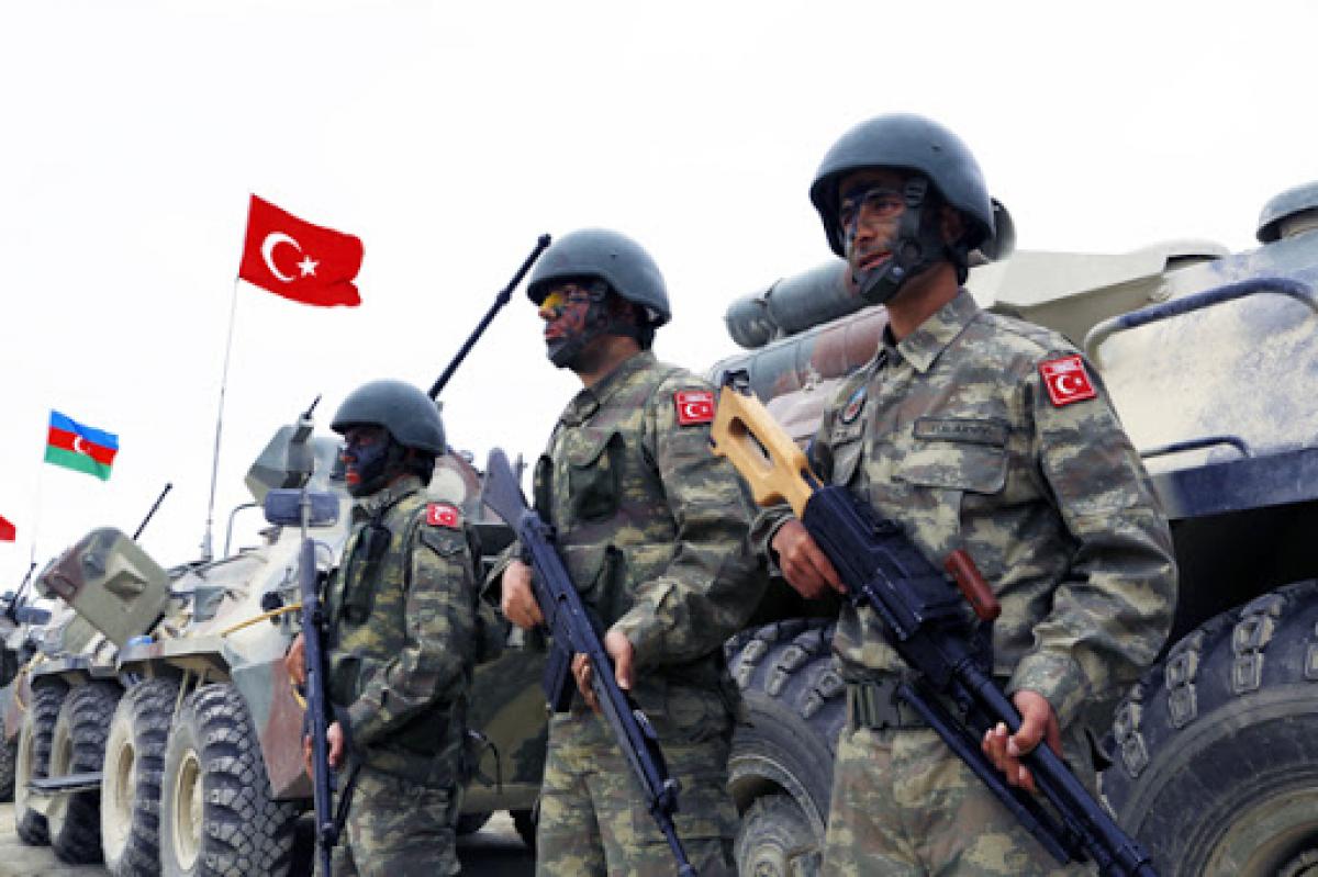 Турция вводит своих миротворцев в Карабах - до встречи с армией РФ остались считанные дни