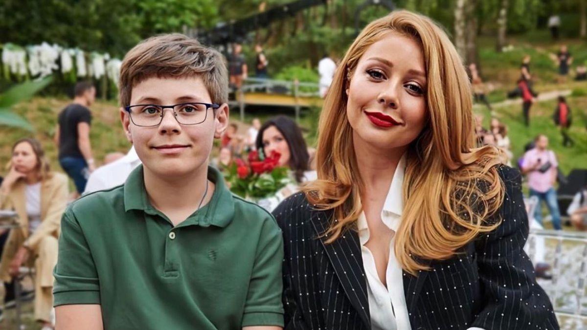 Тина Кароль сделала для 12-летнего сына многомиллионный подарок