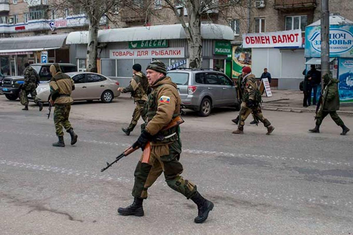 В оккупированном Донецке опять схватили украинца Синченко, сбежавшего из плена боевиков: появилось его фото