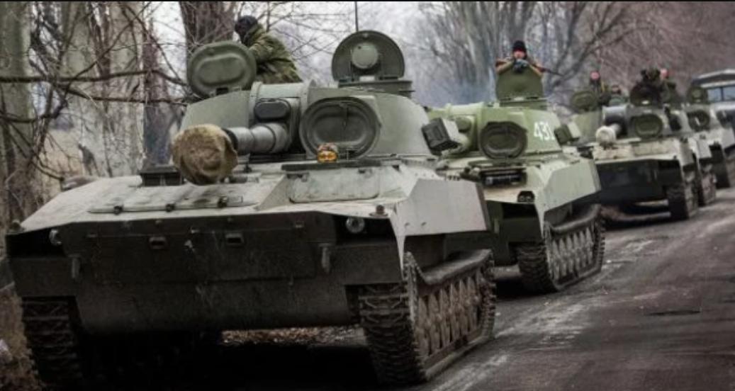 Российские военные попали в засаду ВСУ под Горловкой: после подрыва фугаса артиллерия ООС открыла огонь - Стрелков