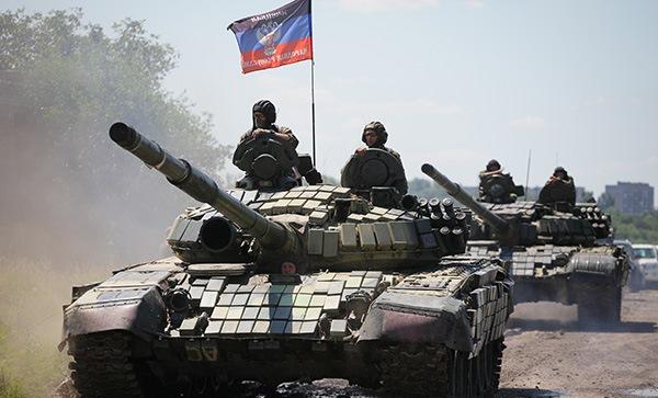 """Российско-террористические войска нарушили """"тишину"""" в АТО 35 раз за сутки, озвучены потери среди личного состава ВС Украины"""