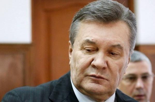 """Удачно """"откосил"""": """"травмированный"""" Янукович не выступит на суде в Киеве"""