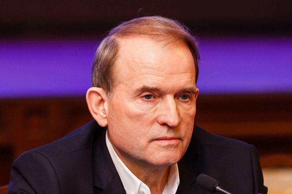 """""""Ни Рада, ни президент, ни СНБО"""", – Медведчук сделал заявление прямо перед обыском"""
