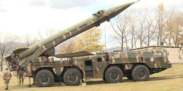 В Украине успешно испытали новейшую ракету собственного производства