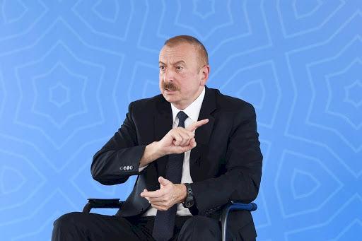 """Алиев – депутатам Франции и Бельгии: """"Посмотрите, что сделали ваши любимые армяне на этих землях!"""" - появились фото"""