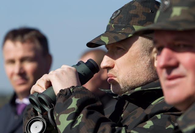 Турчинов рассказал, как и зачем пытался поймать Януковича