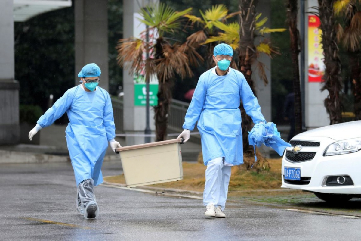 """Избегайте, не трогайте, мойте"", - Супрун пояснила, как защититься от коронавируса 2019-nCOV"