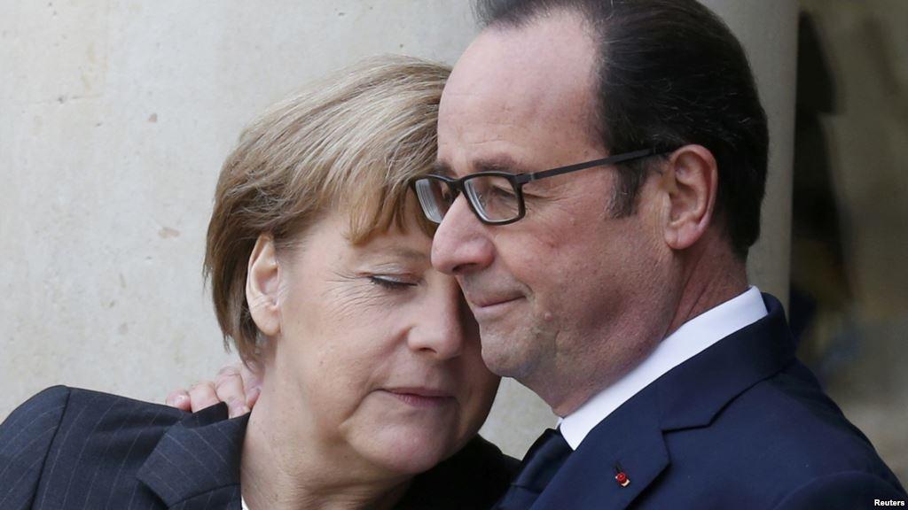 олланд, меркель, путин, россия, украина, германия, франция, донбасс