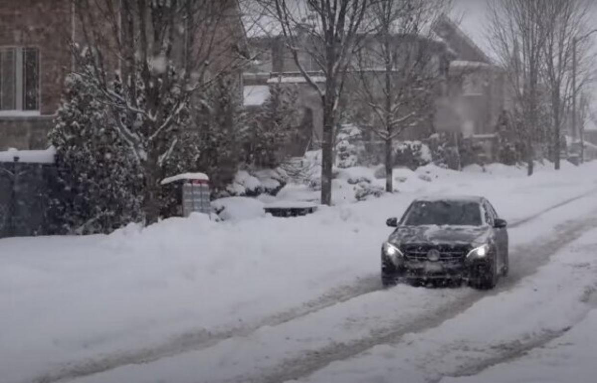 В Украину нагрянет сильный мороз, города засыпет снегом