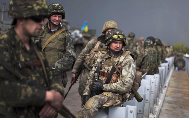 """""""Айдар"""" заявляет, что во время досмотра батальон разоружили украинские силовики"""