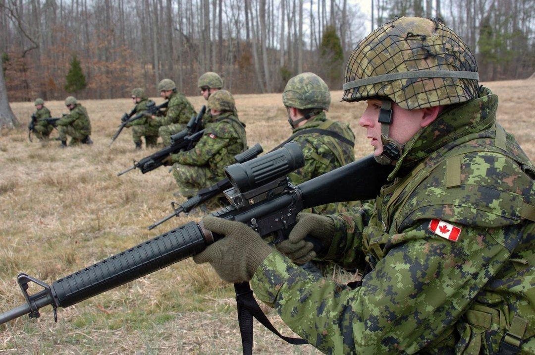 Новейшие снайперские винтовки для усиления ВСУ: Канада официально анонсировала поставки оружия Украине - кадры