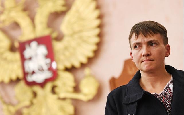 """Савченко угрожает Киеву Россией, если Украина вступит в НАТО: """"Представьте себе крылатые ракеты по Киеву, пролет бомбардировщиками по Украине!"""""""