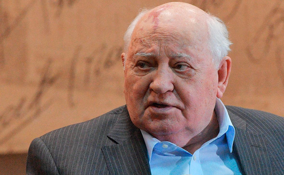 """Горбачев посоветовал Путину перестать обижаться и срочно встретиться с Байденом: """"В начале все не хотят"""""""