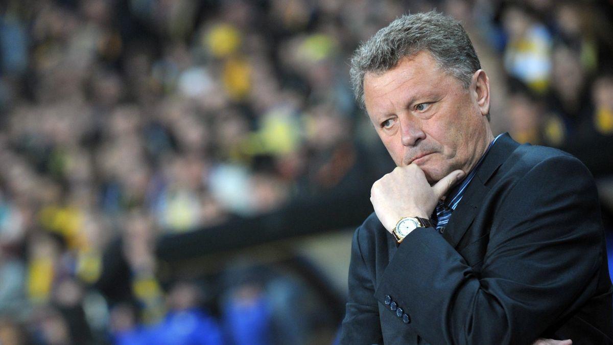 СМИ: озвучено имя главного кандидата на пост тренера сборной Украины по футболу
