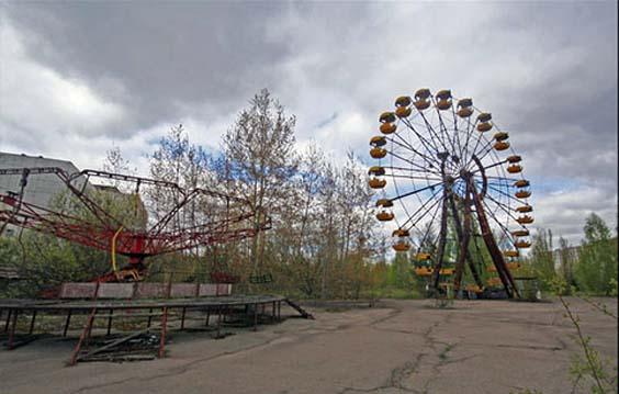 Какие животные обитают в заброшенных лесах Чернобыля