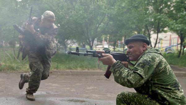 В ДНР заявили о взятии Старобешево